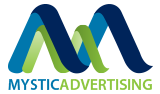 Mystic Advertising Mobile Logo