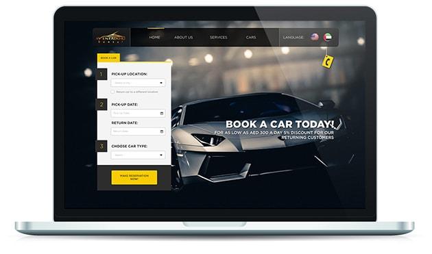 Aventador Website