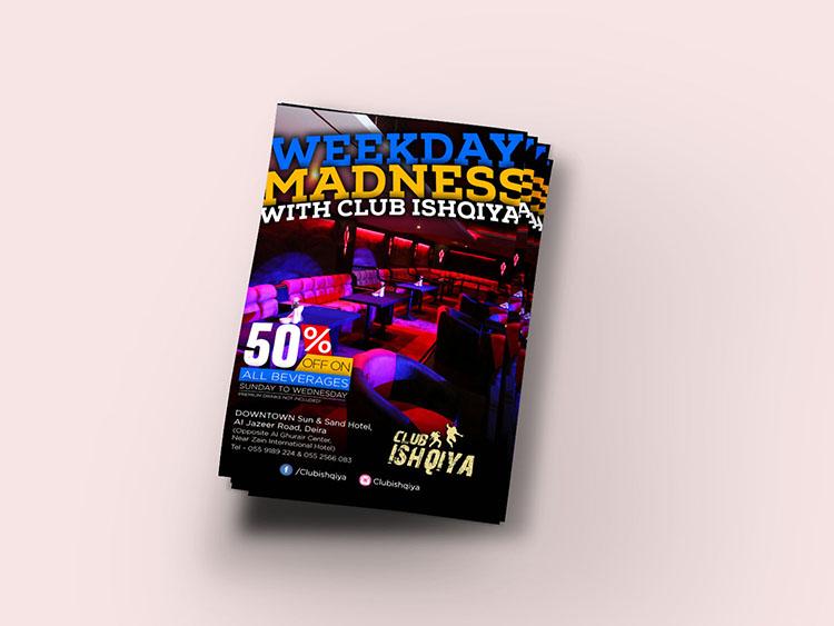 Club Ishqiya Ad
