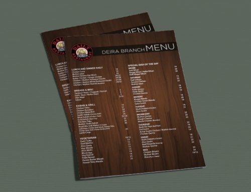 Daily Restaurant Menu