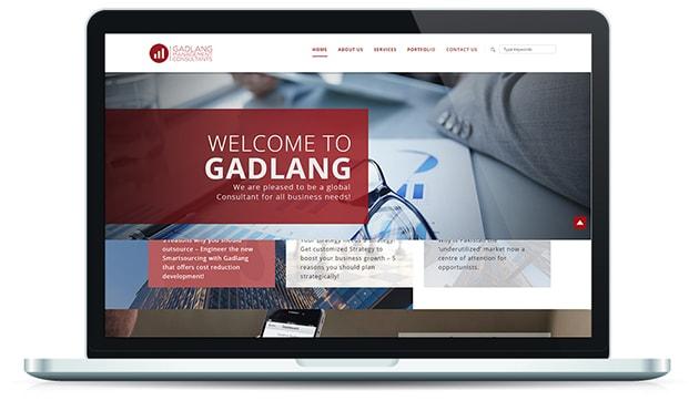 Gadlang Website