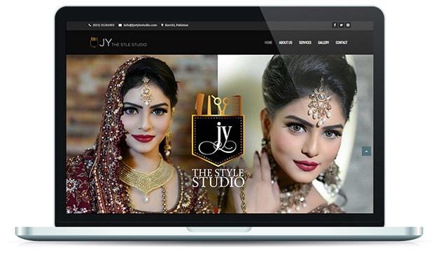 JY Website