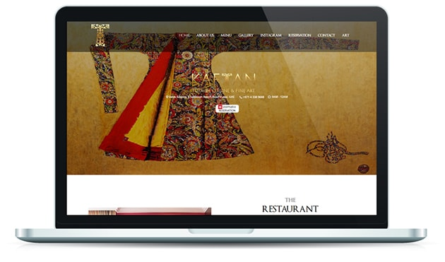 Kaftan Website 2