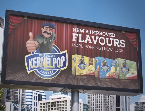 Kernel Pop Billboard