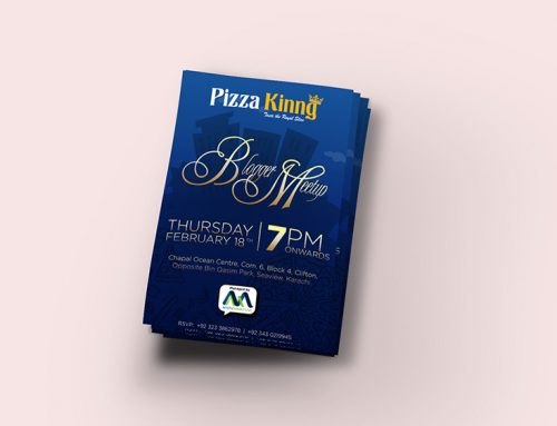 Pizza King Ad