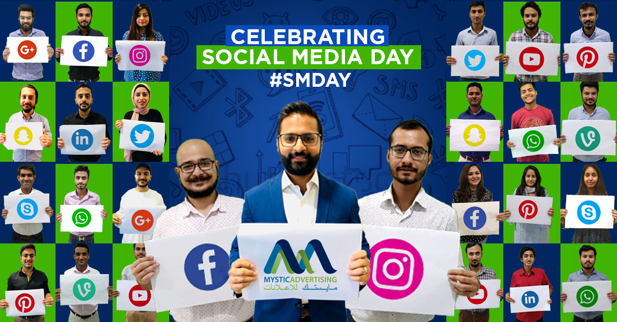 The World Is Celebrating Social Media Day and So Are We!