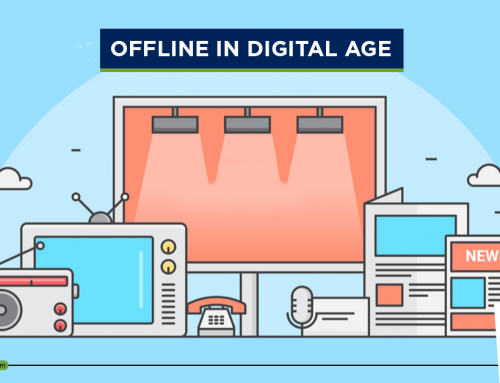 Offline In The Digital Age – Why Print Advertising Isn't Dead