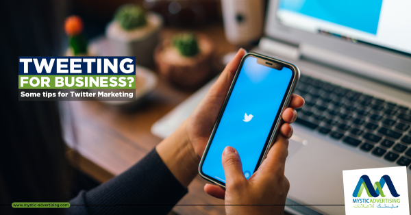 Tweeting for Business? Some tips for Twitter Marketing.