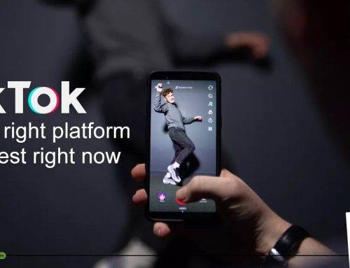 Tiktok is the right platform to invest right now